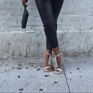 Mossimo for Target Suede Heel Sz10